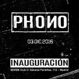 phono mix by Sergio Hervás