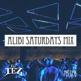 ALIBI SATURDAYs MIX CD