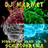 DJ Marmet - Borrow My Brain vol. 5: Schizophrenia