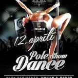 Empire Club's Pole dance show 2014-04-12