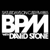 BPM with David Stone CJSR FM 88.5 - February 25, 2012