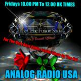 The Celtic Fusion Show. Analog Radio 13th November 2015.