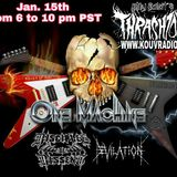 Thrash Zone w/ Nevermore, Disciples Of Dissent, Violent Hallucinations/Devilation, Taco Ninjas