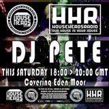 Dj Pete cover set for dj paz live on HHR