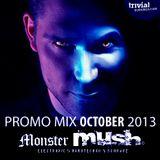 Monster Mush - Trivialbookings - Promo mix (October 2013)