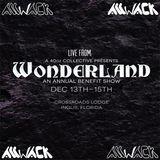 Live From Wonderland: allwack (12/13/19)
