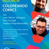 Mesa Redonda: Coloreando Comics