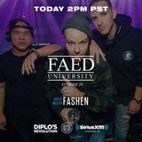 FAED University Episode 26 featuring Fashen - 10.10.18