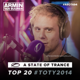 Armin van Buuren - A State Of Trance 694 (Top 20 Of 2014) [18.12.2014]
