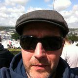 DJ Lee Waller Glade Lounge Glastonbury 2011