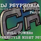 DJ PSYPHORIA - As Herd On Climactic Records - Broadcast 29_05_2012 PT2