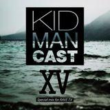 Kidmancast 15 - Special mix for Rave TV