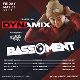The Bassment 5/05/17 DJ Dynamix