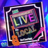 Live & Local in the North West & North Wales - Show 1 (107sound)