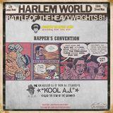 1981 - Christmas Rappers Convention Live @ Harlem World New York - R.I.P. KOOL DJ A.J. - ATMS