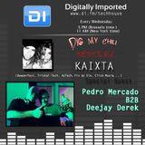 """Pedro Mercado B2B Deejay Derek: """"Gualapa Mix Session"""" (DI Tech-House, 03/07/'13)"""