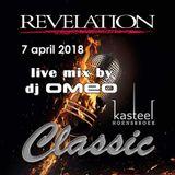 dj OMEO live recorded at Revelation Classics 2018.