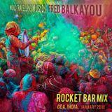 Rocket Bar Goa Mix
