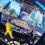 4B Live at Ultra Music Festival 2018