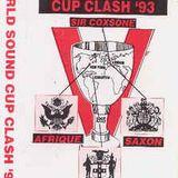 Saxon Studio Sound@World Cup Clash Roller Express Edmonton London 26.3.1993