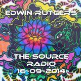 The Source Radio Edwin Rutgers 16-09-2014