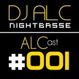 DJ ALC NightBasse - ALCast #001 - House Mix [30-09-2016]