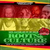 MR GALLIS ROOTS AND CULTURE MIX TAPE ( REGGAE MUSIC)
