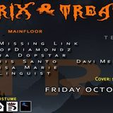 Halloween Block Party guest DJ Mix from The Missing Link