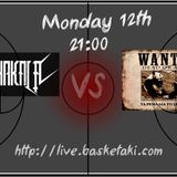 Basketaki Web Radio - Ta Remalia to skasan - 12/06/2017 [Guests - Mahakala]