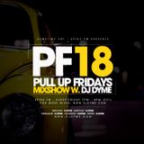Spinz FM | Pull Up Fridays Mixshow 18 #VibesUp
