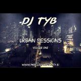 DJ TY-B Urban Sessions Volume 1