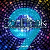 Soulfreak 9 | December 2012