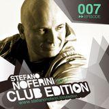 Club Edition 007 with Stefano Noferini
