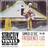 Strictly Vinyls #43 - Décembre 2018 - Radio Show Post Arsenal Vinyl Club #3