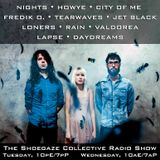 THE SHOEGAZE COLLECTIVE RADIO SHOW ON DKFM - SHOW 20 - 3-28-17