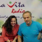 Η ΜΑΡΙΑ ΛΑΤΣΙΝΟΥ στον www.lavitaradio.gr (12/6/16)