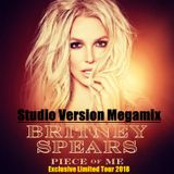 Britney Spears - Piece Of Me (Exclusive Limited Tour) [Studio Version Megamix] 2018