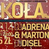 Adrena Line & Marton - Live @ Mikołajki, Infinity Club, Wałbrzych, Poland (06-12-2014)