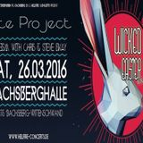 X-ite Project live @ Wicked Easter 2016 (Dachsberghalle- Wittenschwand) 26.03.2016