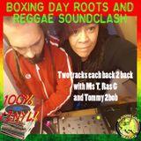 Boxing Day 2017 Vinyl Only Soundclash