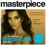 Masterpiece Vol. 23 - In the nutshell mix - mixed by Groove Inc. for Vinyl Masterpiece