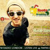 Roots Juice Breakfast // 26.11.17 // FM1FM // 10AM-12PM // Reggae All Day Sunday