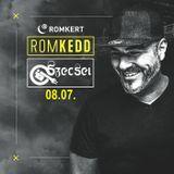 2018.08.07. - ROMkedd - Romkert, Budapest - Tuesday