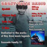Ghost-Town Radio 10-26-18 Pt 1 Host Casper spins Chicano Rock & Latin Jazz tribute to Coke Escovedo