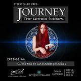 Journey - 64 guest mix by Lia Harris ( Russia ) on Cosmos Radio - Germany [23.05.18]