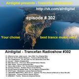 Airdigital - Trancefan Radioshow #302 2017-06-16