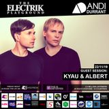 Electrik Playground 22/11/19 inc. Kyau & Albert Guest Mix