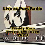 Body&Soul Deep Mix3 for Pure Radio 2015/02/22
