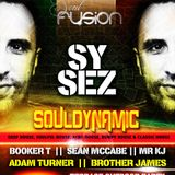 "Soul Fusion - Summer Terrace Pre Party Guest Mix - SY SEZ ""9 years on """