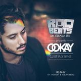 ROQ N BEATS with JEREMIAH RED 10.14.17 - GUEST MIX: OOKAY - HOUR 1